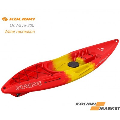 каяк OnWave - 300 Red-Yellow