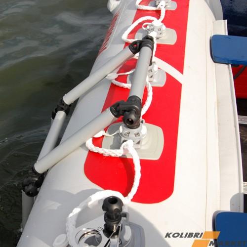 лестницы для алюминиевых лодок