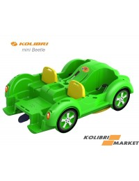 Водный велосипед Kolibri mini Beetle Green-Yellow