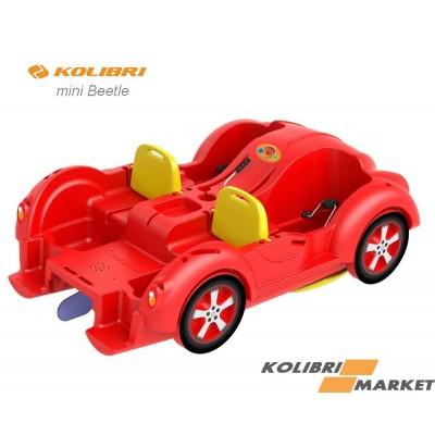 Водный велосипед Kolibri mini Beetle Red-Yellow