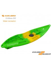 каяк OnWave - 300 Green-Yellow