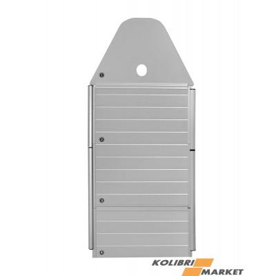 Алюминиевый настил КМ300D-КМ450DSL