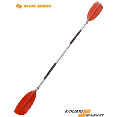 Весло для каяка KOLIBRI разборное