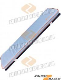 Мягкое сиденье для лодки 65х20 серый