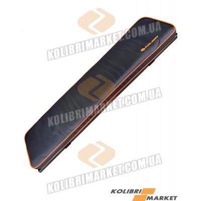 Мягкое сиденье для лодки 65х20 черный