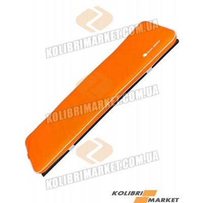 Мягкое сиденье для лодки 65х20 оранжевый