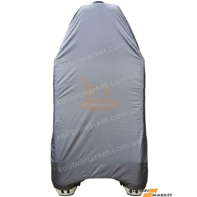 Тент транспортировочный KOLIBRI КМ-360ДСЛ темно-серый