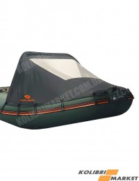 Тент носовой большой КМ300D-KM360D черный
