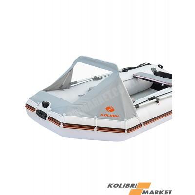 Тент носовой большой КМ300D-KM360D серый