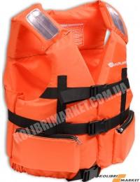 Страховочный жилет KOLIBRI 30-50 кг оранжевый детский
