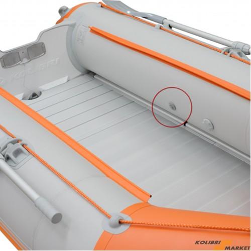 клапан надувной лодки колибри