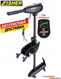 FISHER 32 лодочный электромотор