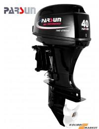 Лодочный мотор Parsun T40JFWS