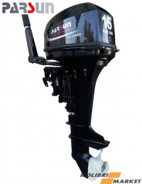 Лодочный мотор Parsun T15 BMS PRO