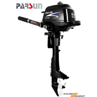Лодочный мотор Parsun F2,6A BMS