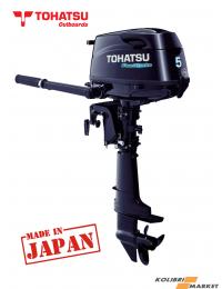 Лодочный мотор Tohatsu МFS5 CD S(L)