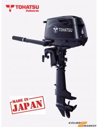 Лодочный мотор Tohatsu МFS6 DS S