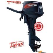 Лодочный мотор Tohatsu М9,8B S (L)