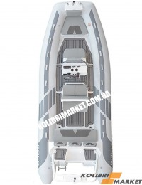 Крейсерский RIB GALA V650  KOLIBRI VIKING
