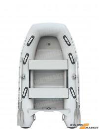 Лодка КОЛИБРИ КМ-270DXL + алюминиевый пайол