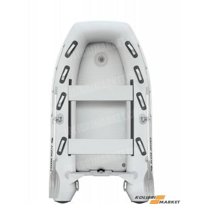 Лодка КОЛИБРИ КМ-300DXL + надувной пайол Air-deck