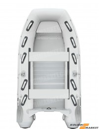Лодка КОЛИБРИ КМ-330DXL + алюминиевый пайол
