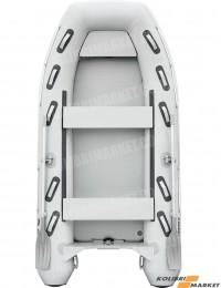Лодка КОЛИБРИ КМ-360DXL + надувной пайол Air-deck