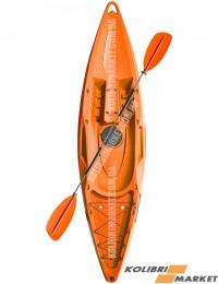 Каяк Riverday (КОЛИБРИ) OnWave-300 оранжевый