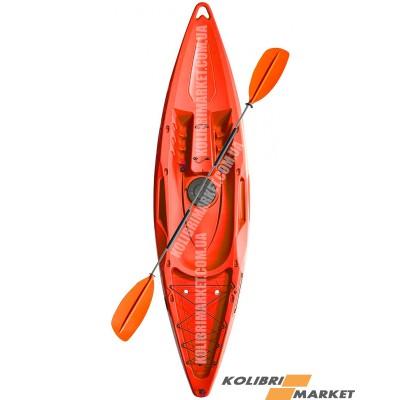 Каяк Riverday (КОЛИБРИ) OnWave-300 красный