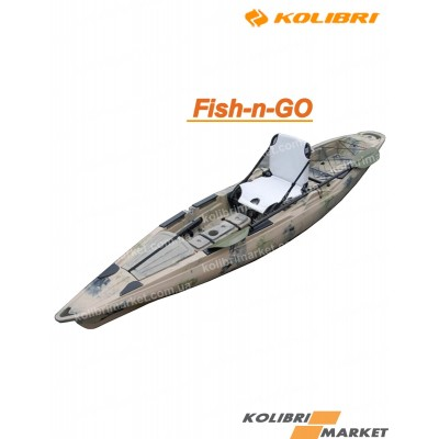 Каяк рыбацкий Fish-n-GO КОЛИБРИ